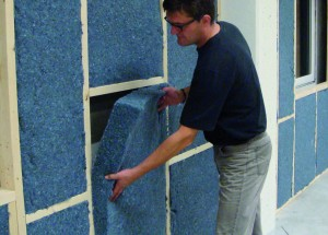 Inno-Therm®/Métisse® - quick and easy to install.