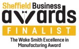 Sheffield Business Awards Finalist
